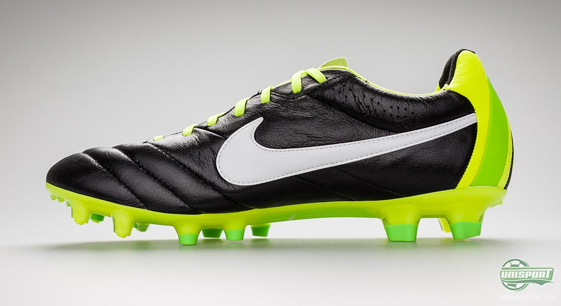 nike tiempo legend iv acc black white electric green. Black Bedroom Furniture Sets. Home Design Ideas