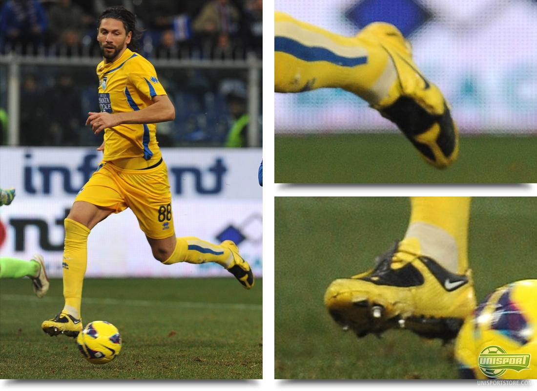 the best attitude 93a89 cd716 nike t90 laser i yellow