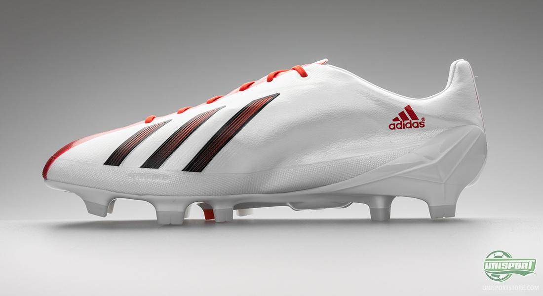 Recordar grosor emocional  Adidas F50 Adizero Red/White Messi Edition - New boot for the wizard