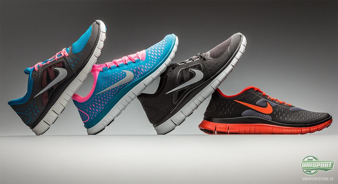 Kickstarta vårens löpning med trendiga Nike Free löparskor 8489c9b5547cf