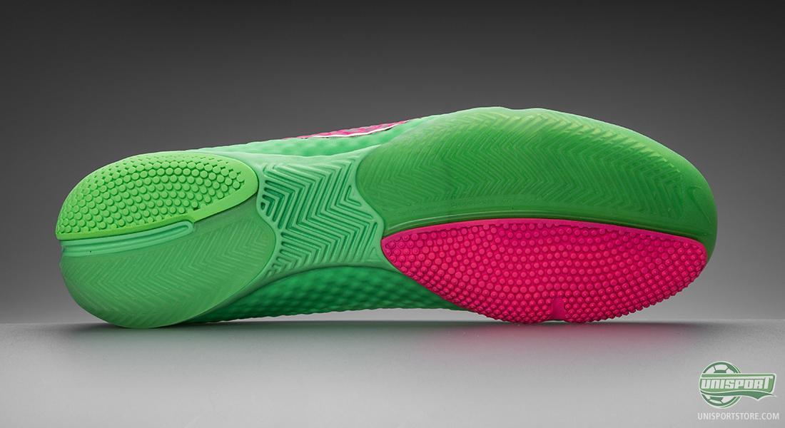 cbdbae7e5 Nike FC247  Welcome the Elastico Pro II Fresh Mint Pink Flash Neo Lime
