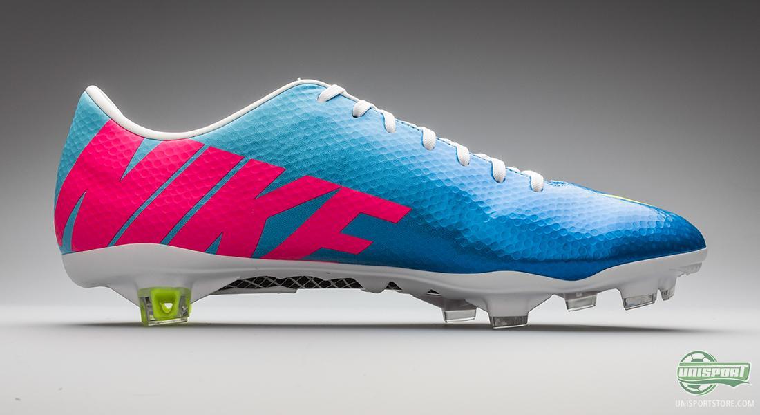 nowy koncept nowa wysoka jakość moda Nike Mercurial Vapor IX ACC Neptune Blue/Volt/Tide Pool Blue ...