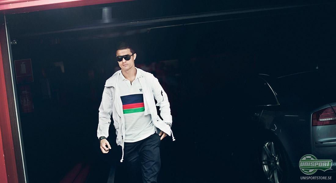 Nike avslöjar Cristiano Ronaldos fartfyllda sommarkollektion