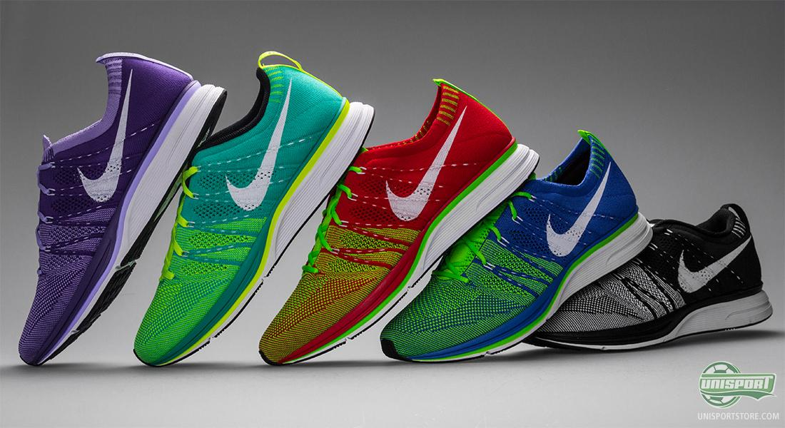 Nike Flyknit Trainer - a knitted