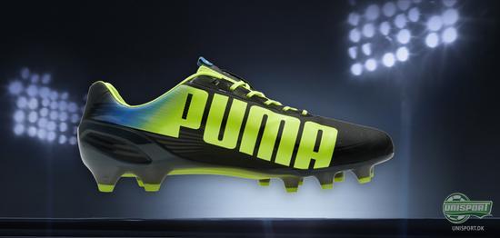 Falcao introduserer nye Puma evoSPEED 1.2
