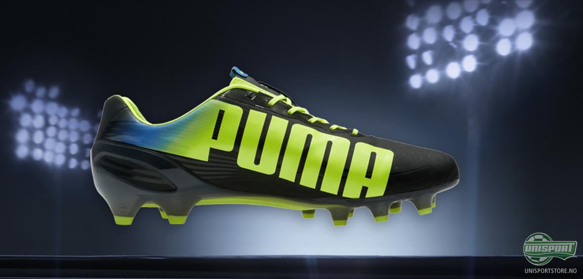 Puma evoSPEED 1.2 – ny speedsko til Agüero og Falcao