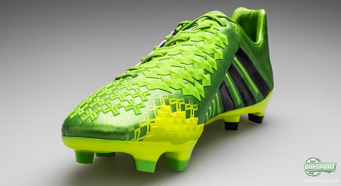 Factibilidad Mente entusiasta  Adidas Predator LZ II Ray Green/Electricity/Black - new generation of full  control