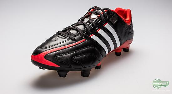 d947f3ed4 Adidas Adipure 11Pro Black White Red - See the elegant boot here