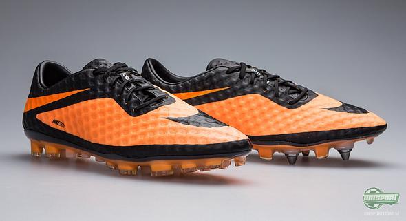 new product ef79b e8bb1 Nike Hypervenom Phantom Orange Svart i AG och SG-Pro
