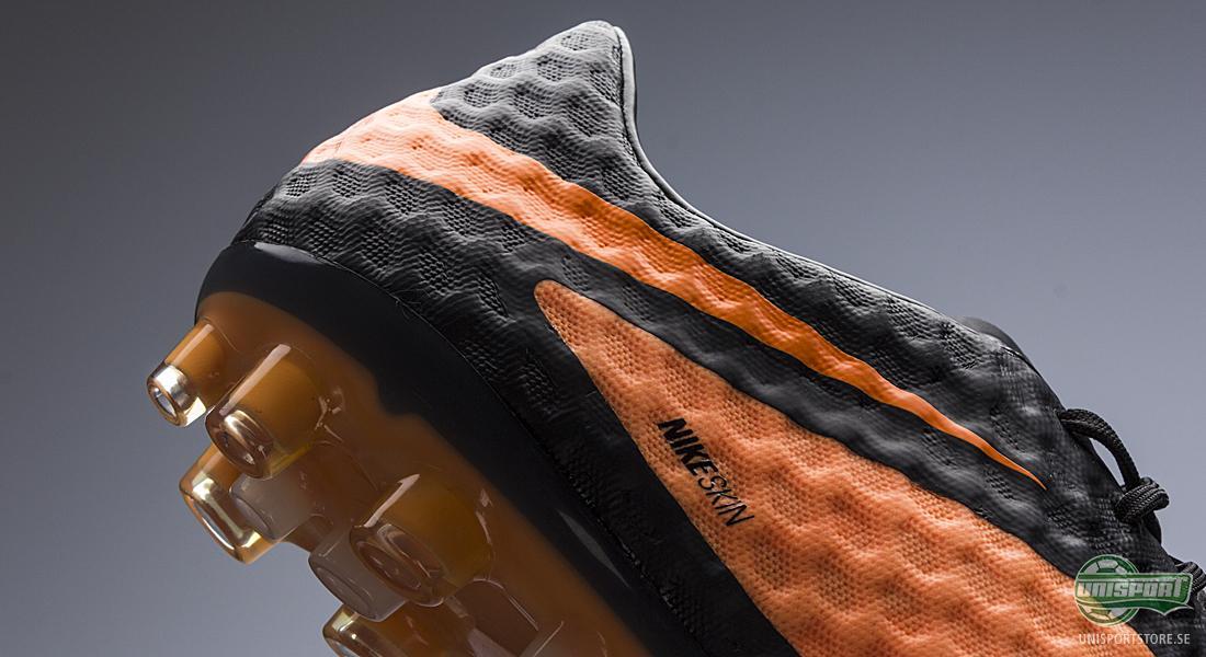 best loved 9af14 7748a Nike Hypervenom Phantom väger in på endast 200 gram och placerar sig därför  på den lägre änden av skalan. Väldigt nära några av marknadens  lättviktsskor som ...