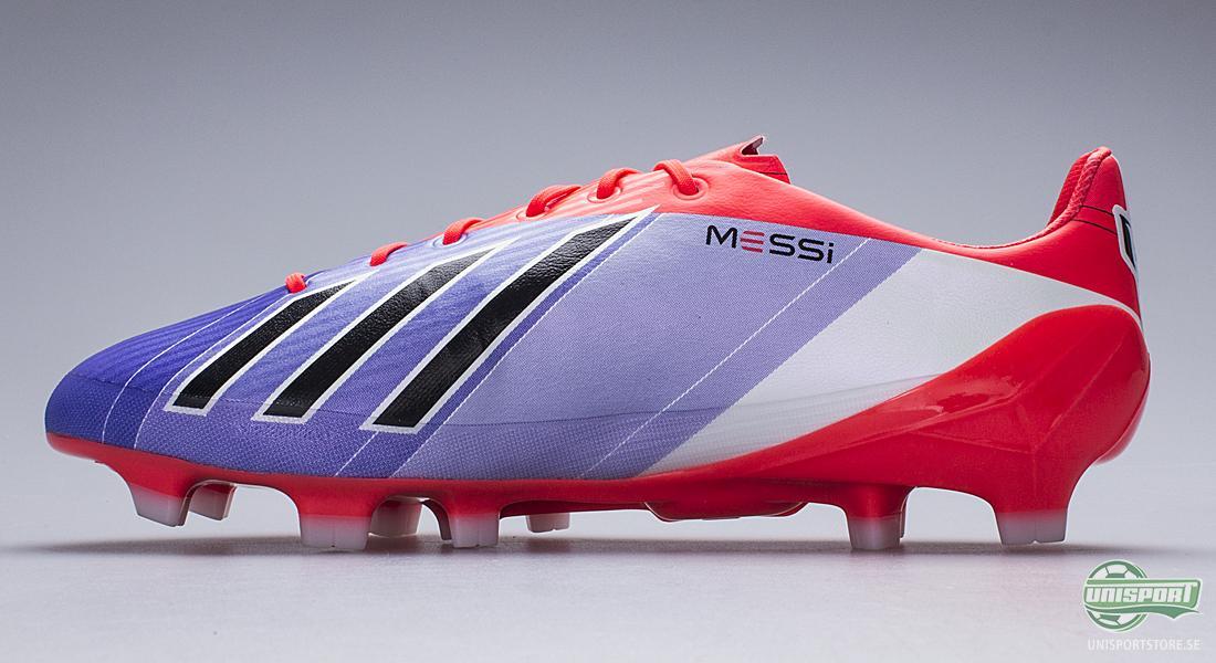 official photos 8009a 12e77 adidas, messi, fotbollsskor, f50 adizero, lionel messi, fotboll, unisport,