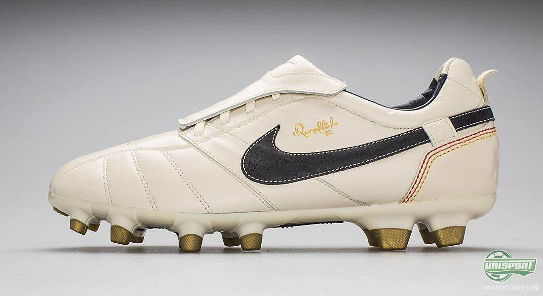 dca1aa5b46a0ad Nike Tiempo 10R - We take a look back at the iconic boots