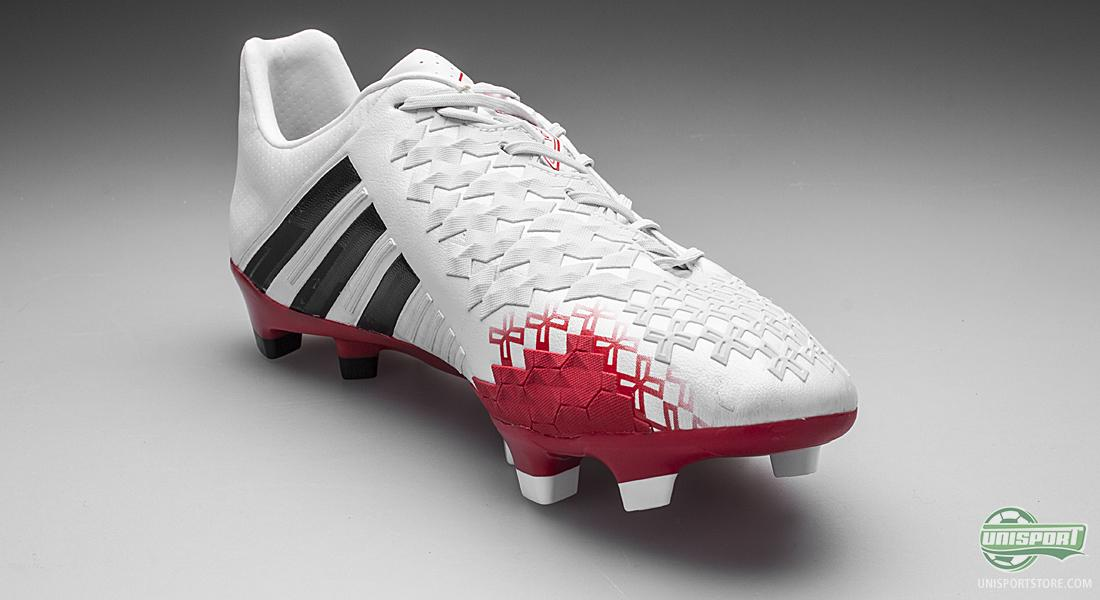 the latest ad449 77aa2 Adidas Predator LZ II - A beast in red and white