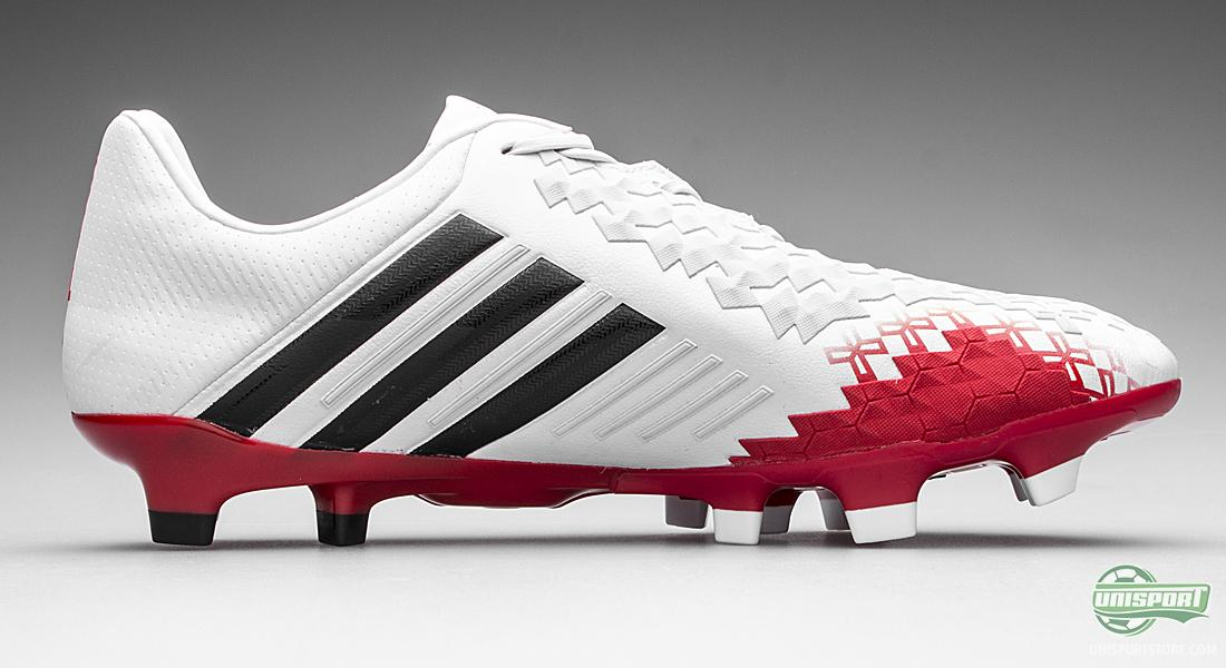 the latest 5ff4b eafd5 Adidas Predator LZ II - A beast in red and white