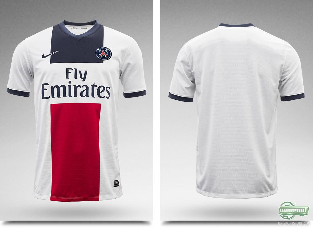 Psg Present Their New And Elegant Away Shirt