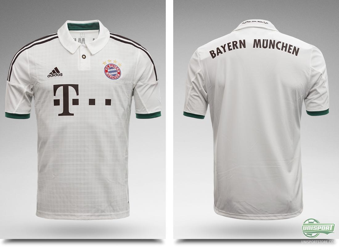 quality design 23615 b2a25 Bayern Munich with a new, Oktoberfest-inspired away shirt