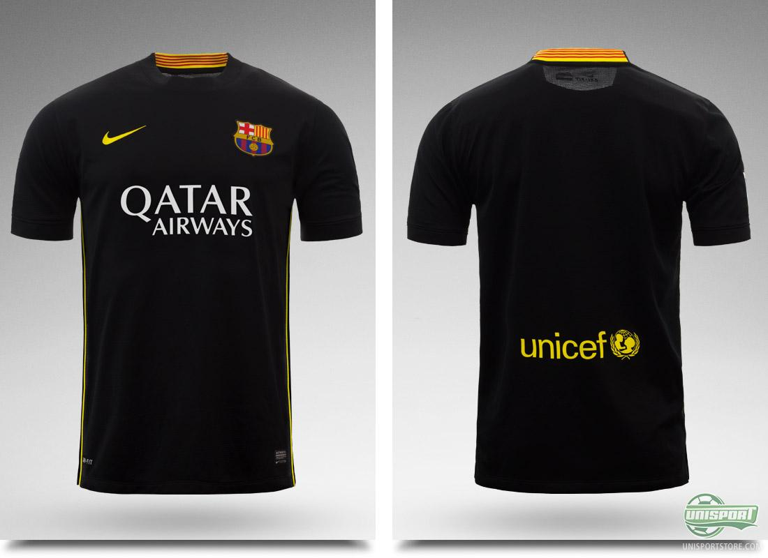 new arrival 81800 8535f Barcelona launch their elegant and simple 3rd shirt
