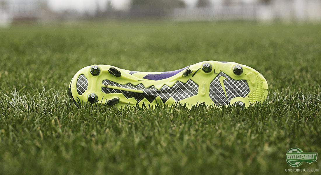 ecc3f91fc At the same time, the many studs on the FG boots means that there is less  pressure on each of the studs, which means they don't penetrate the ground  in the ...