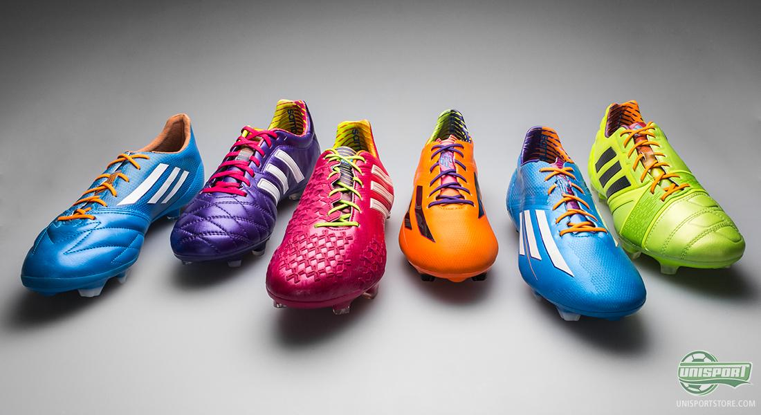 sacerdote marxista Enriquecimiento  Adidas launch their Samba Package football boots - all in or nothing
