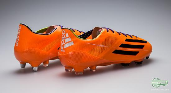 Adidas F50 Adizero Orange - Wild colour