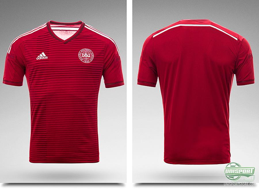 6c80a7b8c Denmark and Adidas present their brand new kit