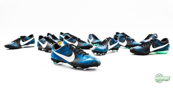 Nike CR7 Galaxy Ett universum med fotbollsskor