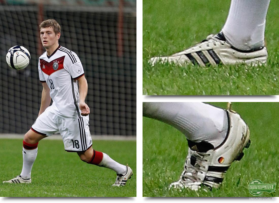 Fotball Nyhet: Adidas adiPure IV nå ute til