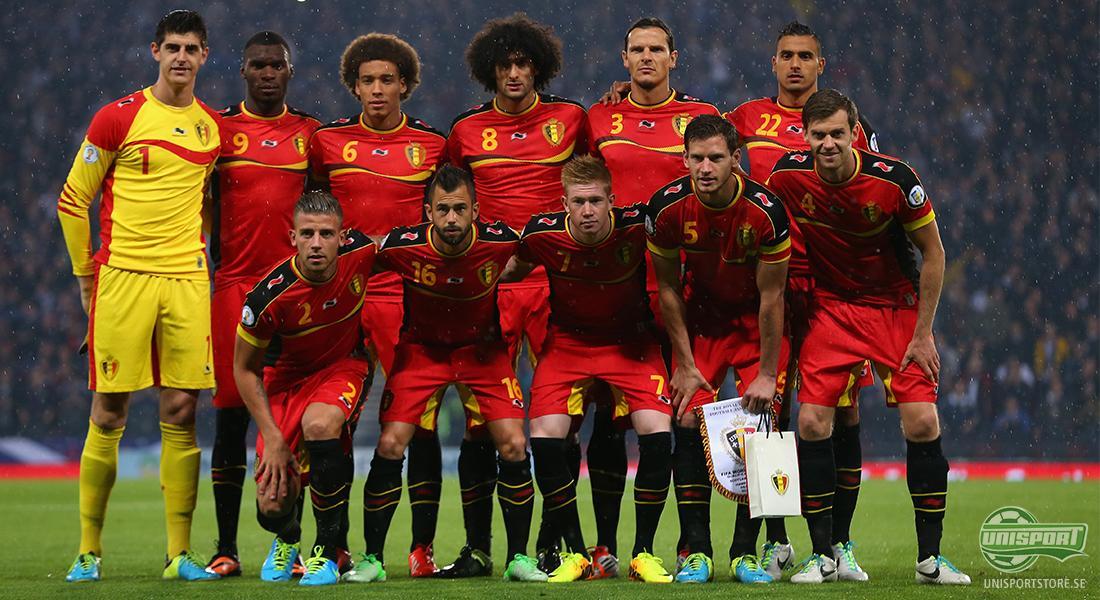U 21 landslaget vilade efter vinst