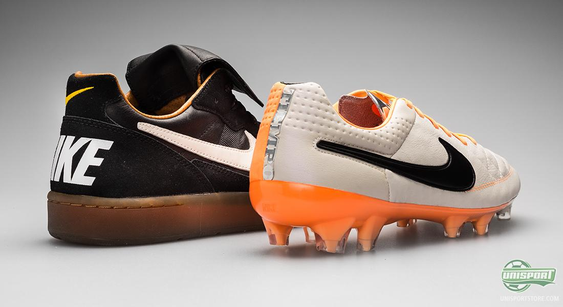Non necessario Situazione Diritto dautore  The modern and the classic - Nike Tiempo Legend V vs Nike Tiempo 94