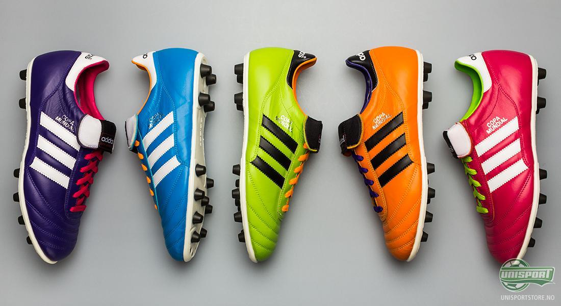 ba6e1b8b Sambafesten har kommet: Adidas Copa Mundial får fem nye farger