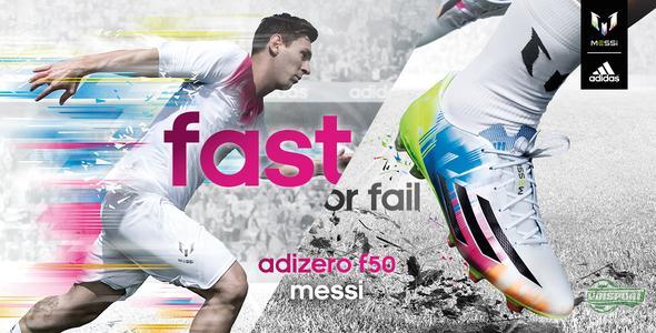 d9ed2ab9148 Ny kampagne hylder Messis nye fodboldstøvler