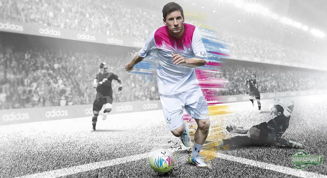 4d933f88abc Adidas har også lavet flere fodboldstøvler til deres guldfugl. Ingen af de  fodboldstøvler, når dog den nye Adidas F50 Adizero Messi signaturstøvle.