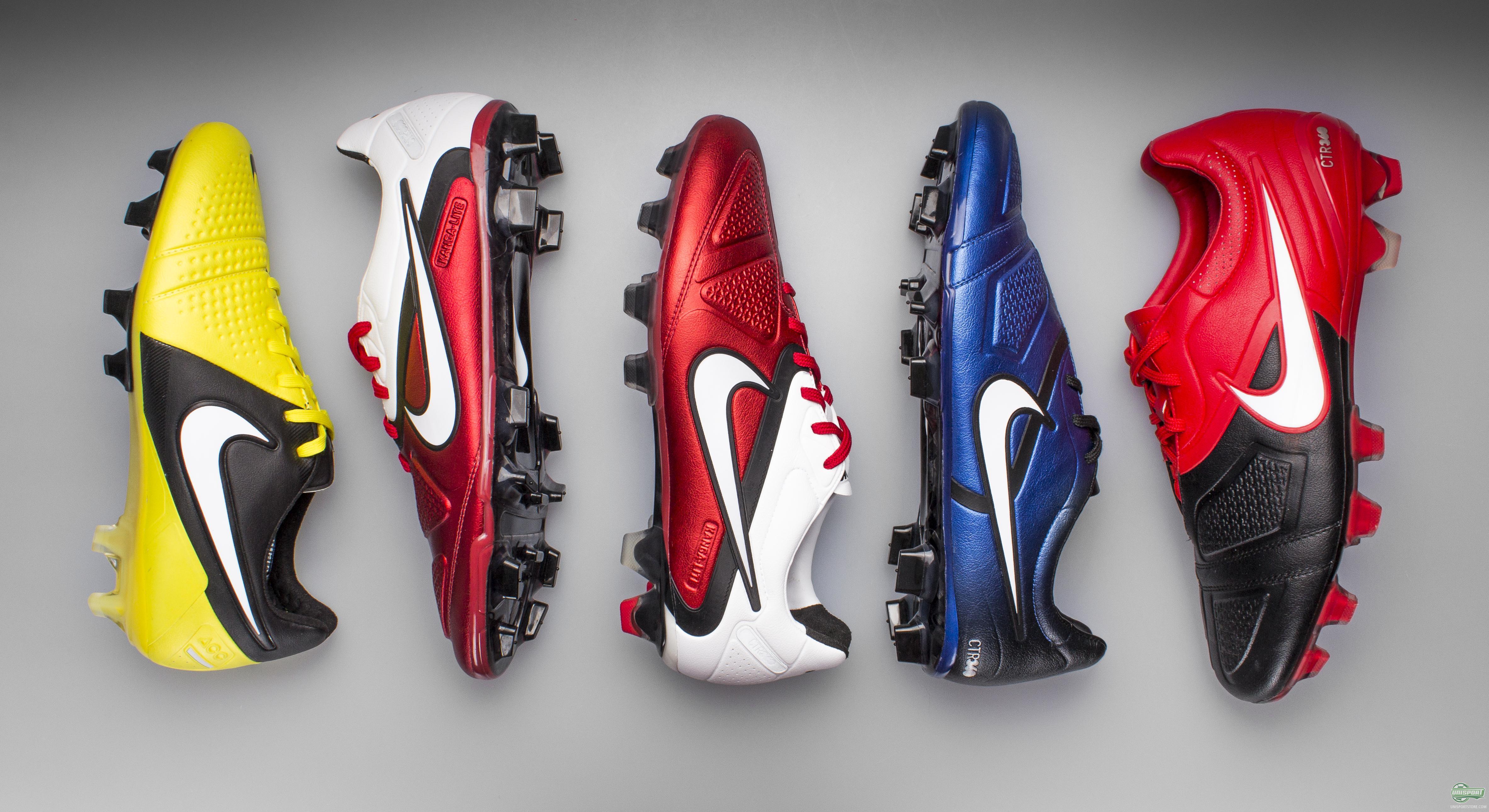 Nike CTR360 boots thus far