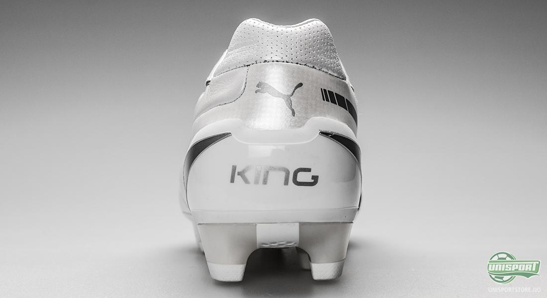 Kongen har fått nye klær: Se den nye PUMA King Whiteout