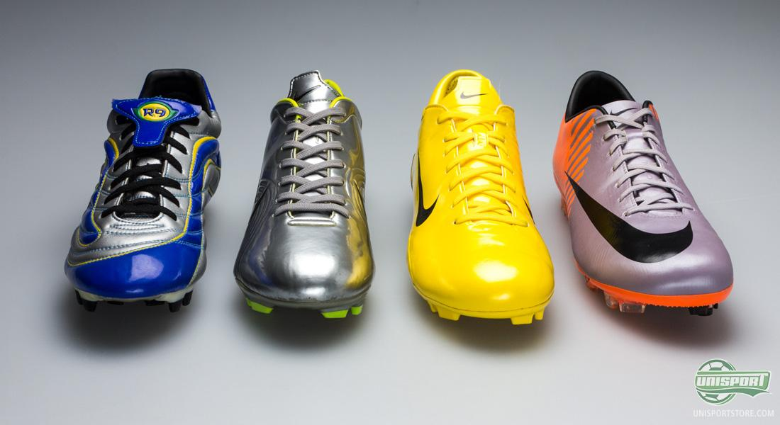 Nike Mercurial World Cup football boots