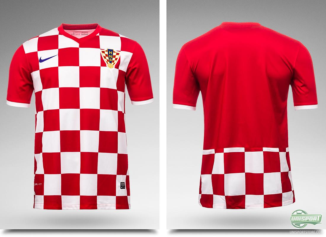 ba7585d8a39 The Croatian World Cup shirts are launched