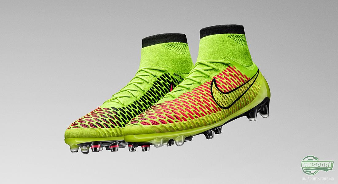 3ed941bf I en uke har Nike teaset med videoer og bilder av en tilsløret fotballsko,  som blant andre Iniesta, Götze, Thiago Silva og Christian Eriksen har vært  med å ...