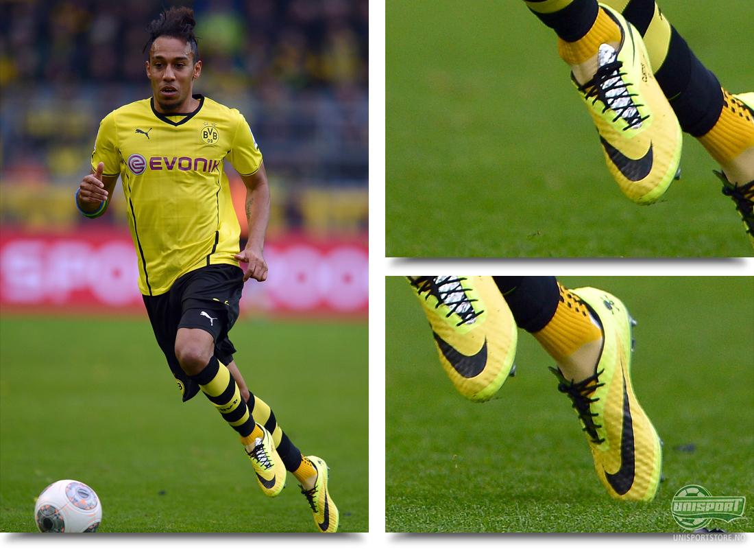 Fokus på helgens fotballsko: Primeknit og nye farger fra Nike