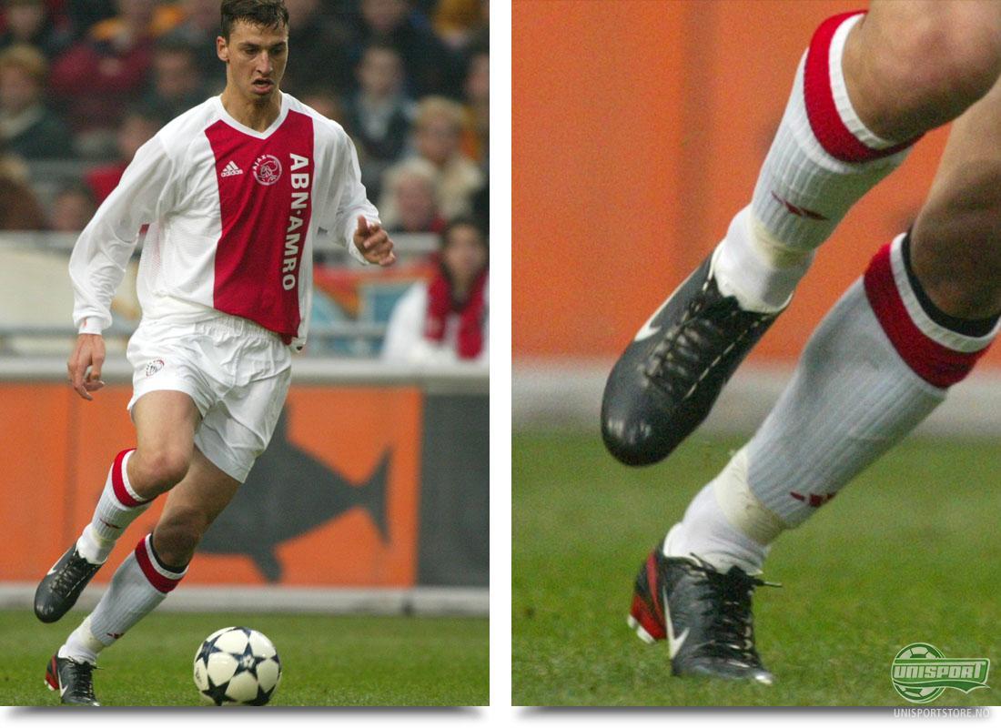 Nike fotball sko helt nye brukt dem 2 ganger