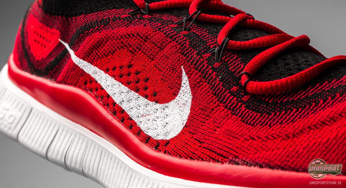 new products 3170b 5f03b Nike Free Flyknit+ är nog den löparskon som ger den mest optimala  barfotakänslan. Återigen är det Flyknit-materialet som har huvudrollen och  det får stöd av ...
