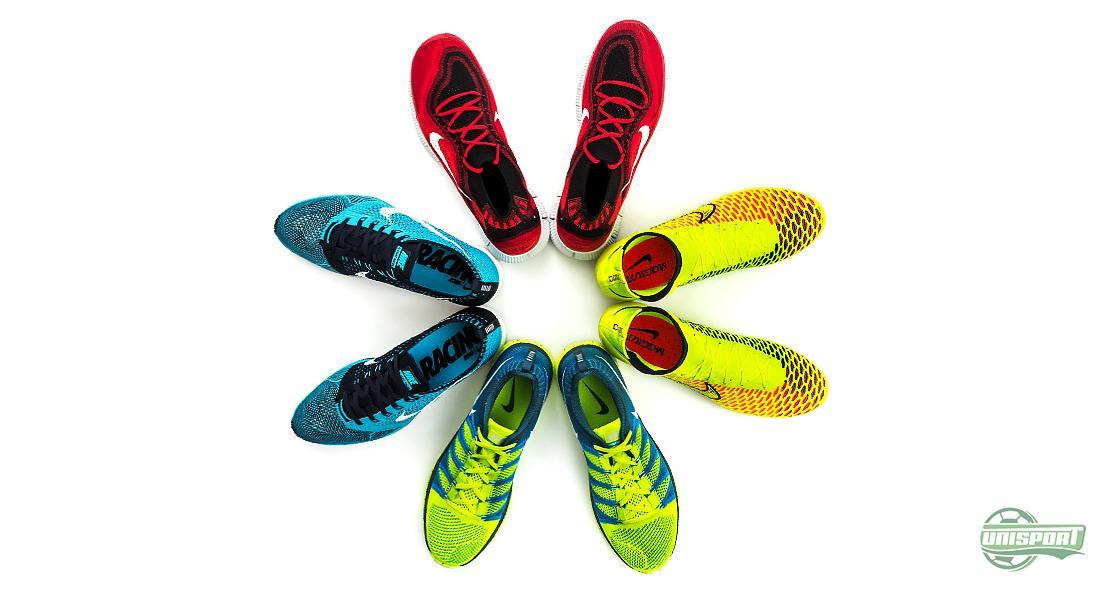 buy online 7d479 a2211 Vikten är en av de största fördelarna med Flyknit. Det är ett otroligt lätt  material som Nike har utvecklat under en väldigt lång tid, allt för att nå  ett ...