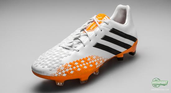 quality design 7e9f7 05e01 Adidas Predator LZ II - An elegant beast in white and orange