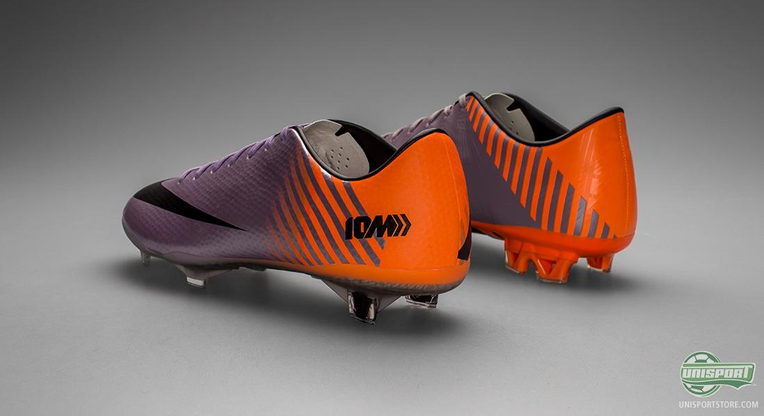 ede9477ad85 The Nike Fast Forward series rounds off in 2010 with a celebration of the  iconic Mercurial Vapor Superfly II. The four Fast Forward football boots  have each ...