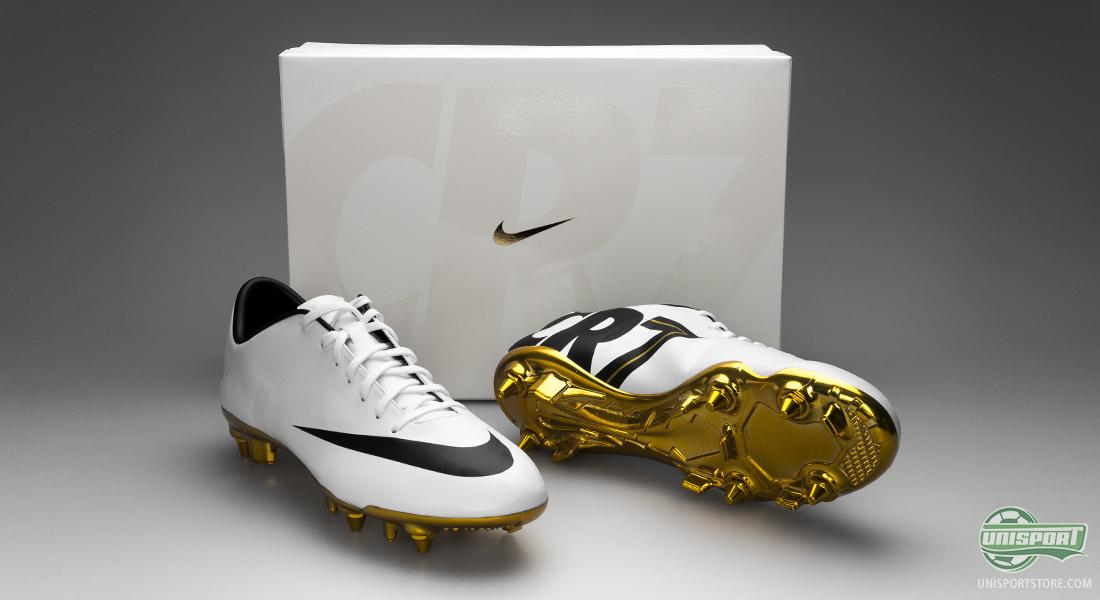 ff0654bef710 Nike celebrate CR7s Ballon d Or with Mercurial Vapor CR SE