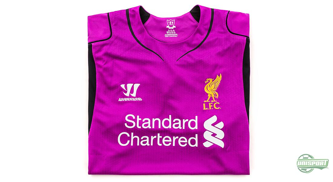 b510b7eeb The new Liverpool home shirts are being presented tonight in the shape of a  rather untraditional launch stunt