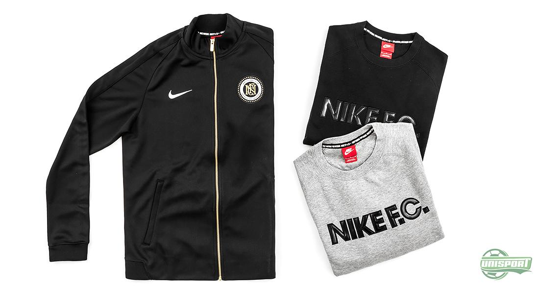 Nike F.C. launch clothing line for Neymar, Wilshere and you?