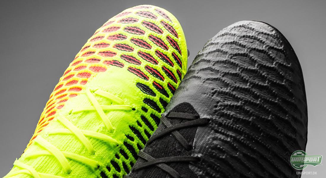 0d805413 Da Nike besluttede sig for at gå ind i processen om at skabe en ny  fodboldstøvle, var ambitionen ikke blot at lave en ny silo, men at rykke  grænserne for ...
