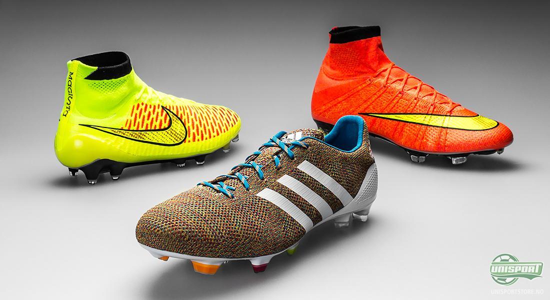 Fotball Forhåndbestill de nyeste fotballsko fra Adidas