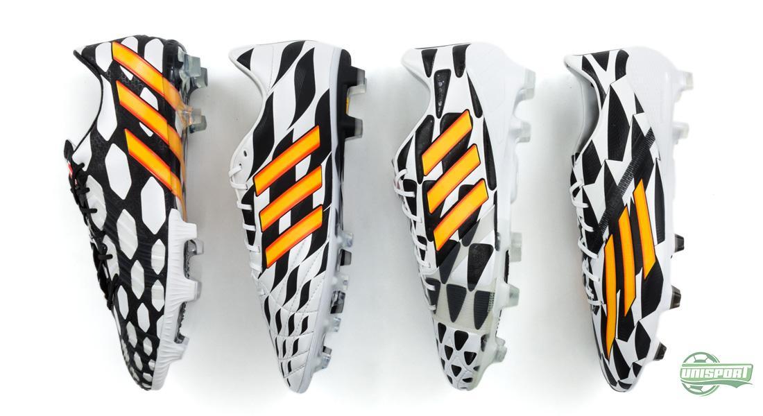 Adidas går all in under VM med Battle Pack