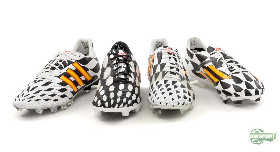 Nike, Adidas en Puma nemen de leiding met WK collecties voor
